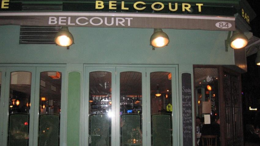 belcourt cafe, east village