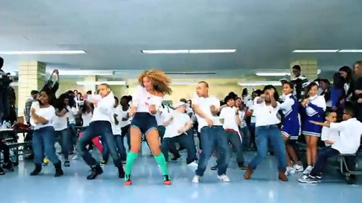 beyonceflashdance