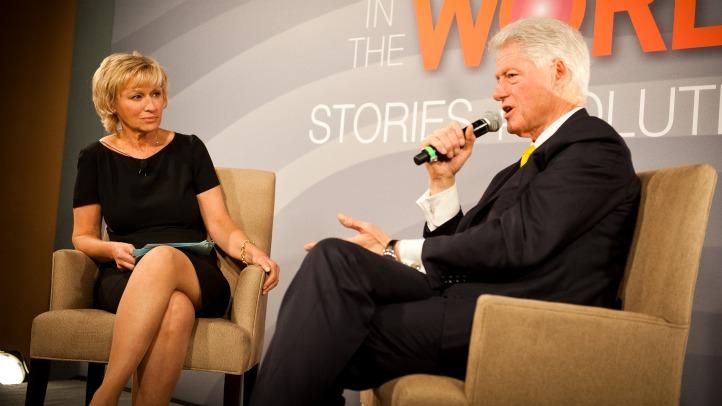 bill clinton women in the world 2011