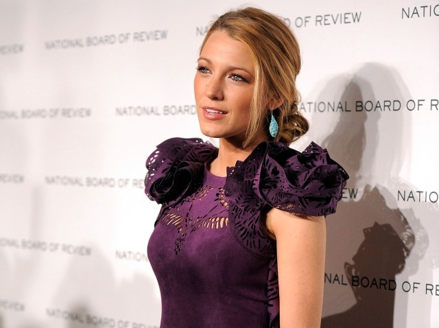 blake lively national board of review of motion pictures