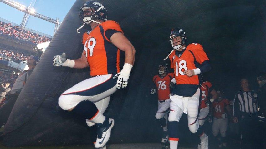 Super Bowl Castoffs Football