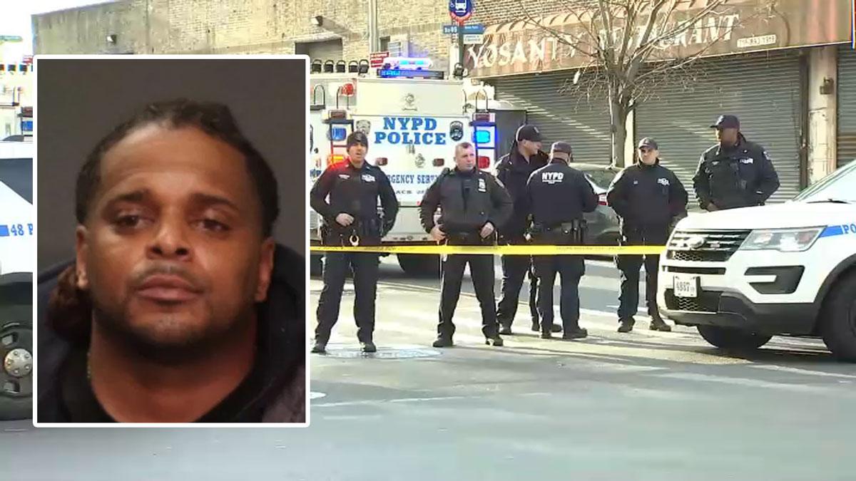 bronx precinct 41 shooting mugshot