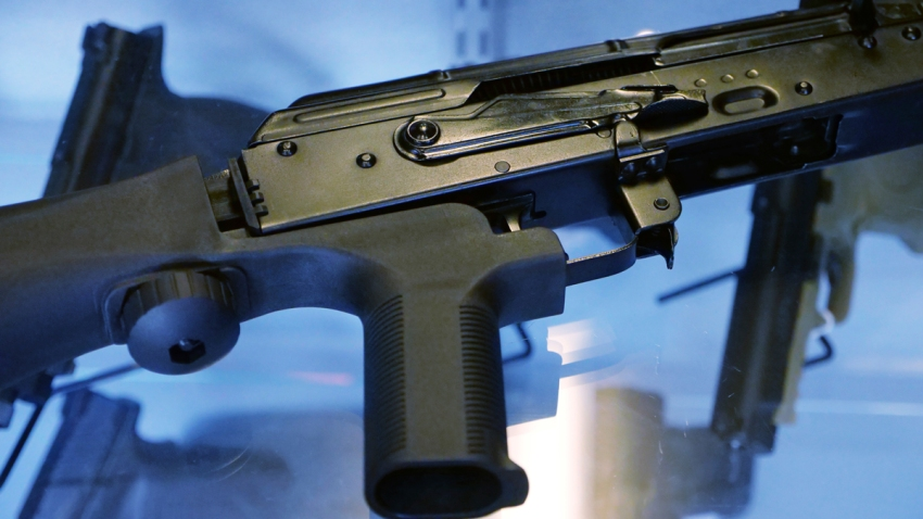 Guns Bump Stocks