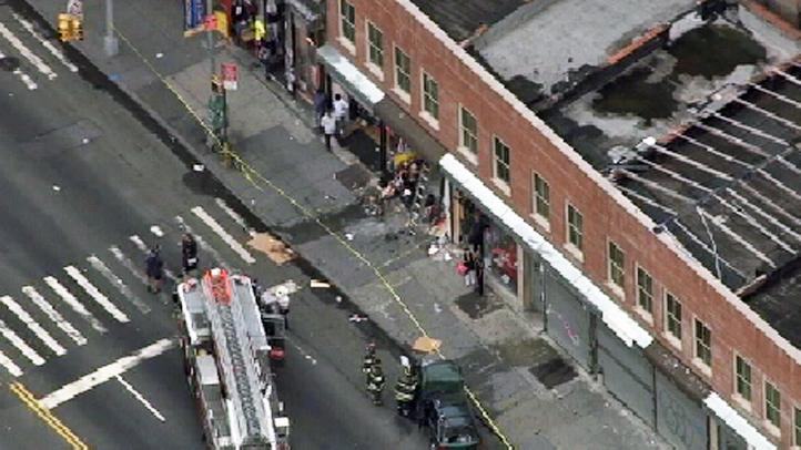 car crash soho 2