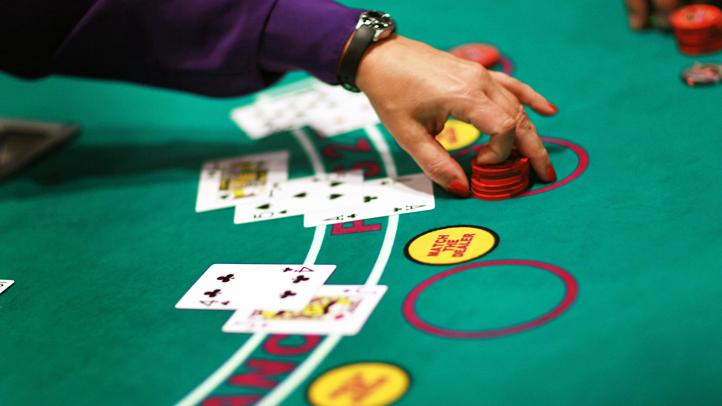 claiming gambling card games