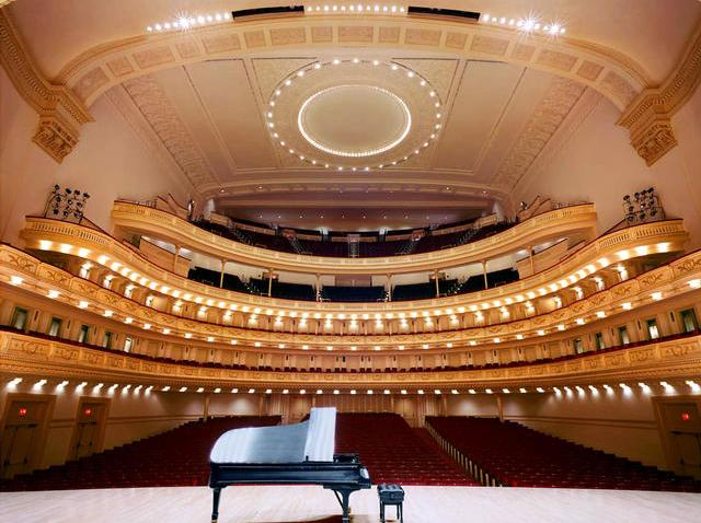 102008 Carnegie Hall interior