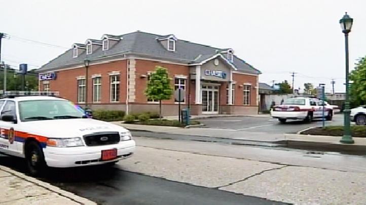 chase bank robbery east rockaway
