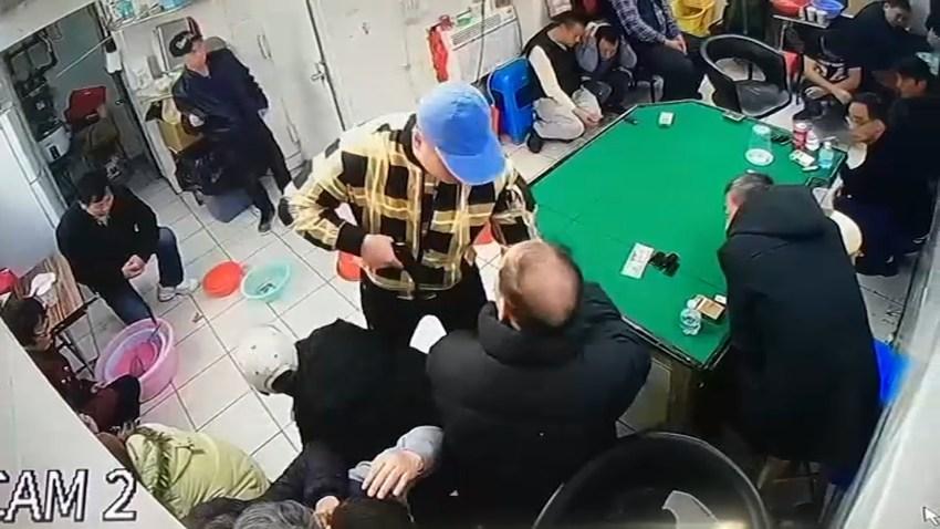 Crackdown on online gambling