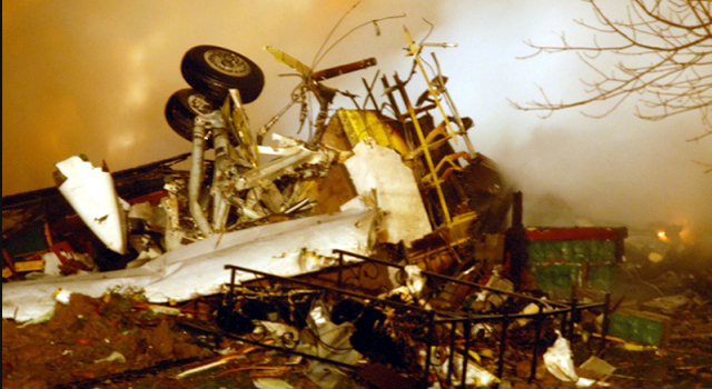 021309 Buffalo Plane Crash