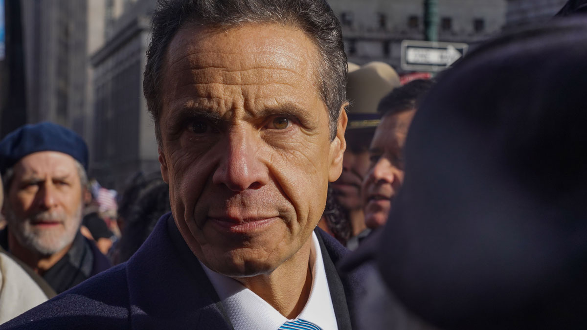 Cuomo to Deliver State of the State Speech in Albany