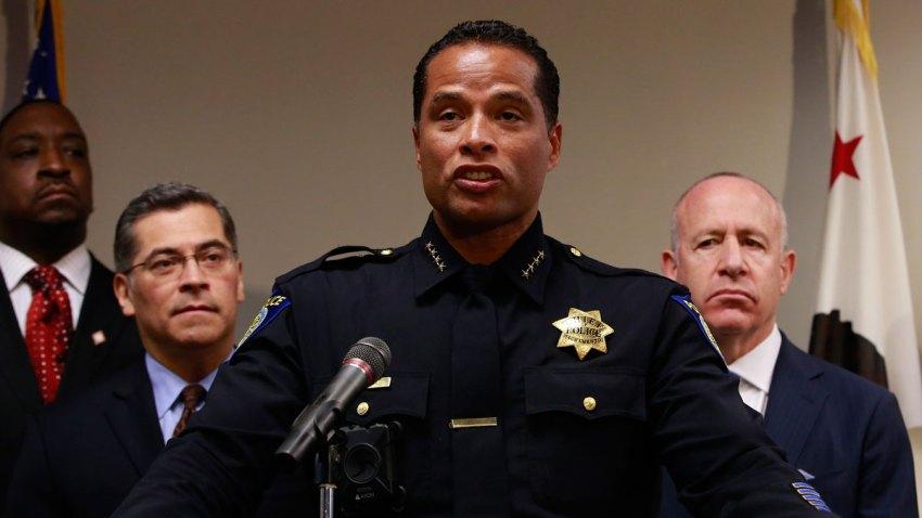 Sacramento Police Shooting Chief