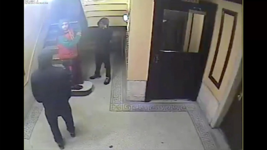 delivery man robbed bronx