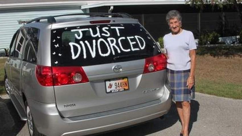 divorced photo