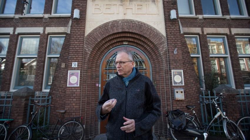 Netherlands Church Asylum Seekers