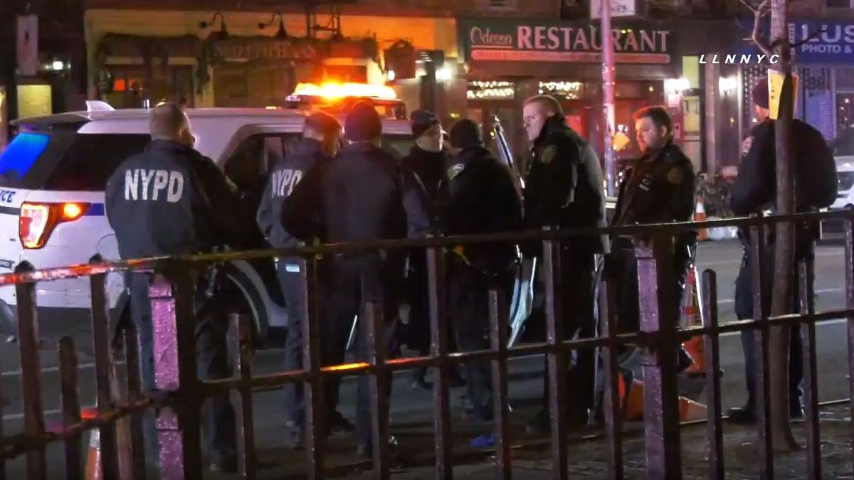 2 Die — One by NYPD Fire — as Shots Ring Out in East Village