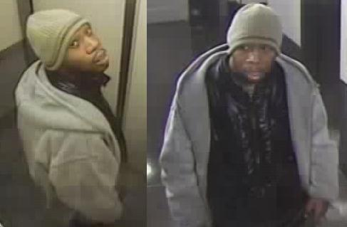 elevator robbery pattern december 2012