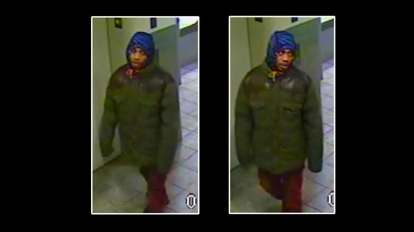 elevator robbery suspect