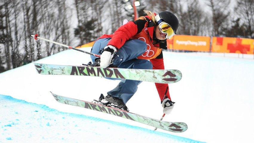 [NBCO-Image]Elizabeth Swaney at Olympics