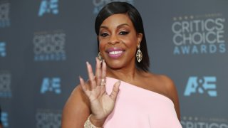 In this Jan. 17, 2016, file photo, actress Niecy Nash attends the 21st Annual Critics' Choice Awards at Barker Hangar in Santa Monica, California.