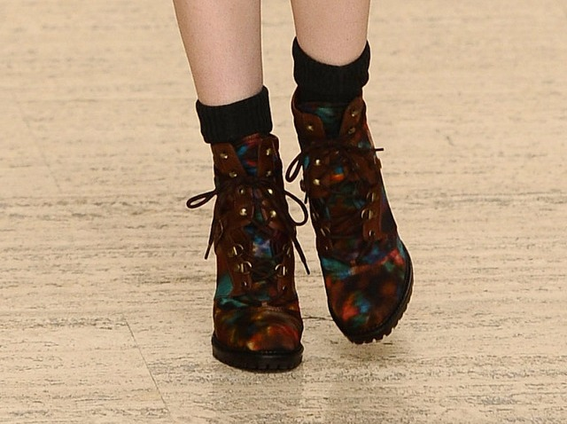 erdem shoes runway