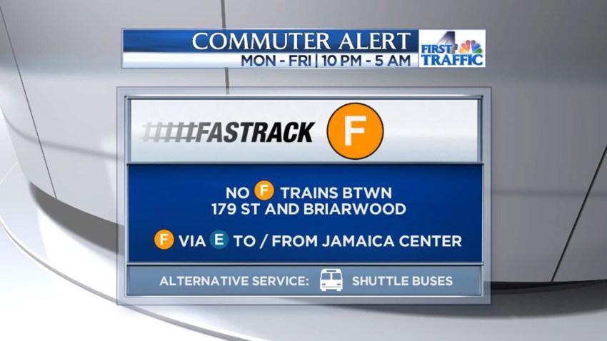 fastrack f train