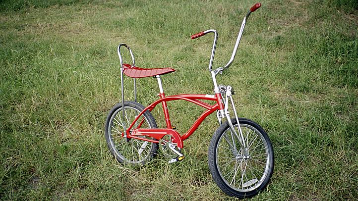 Wellfleet Cape Cod Herring River banana seat bicycle lost wife found 1970 42 years