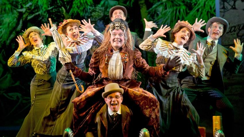 Theater-British Accents