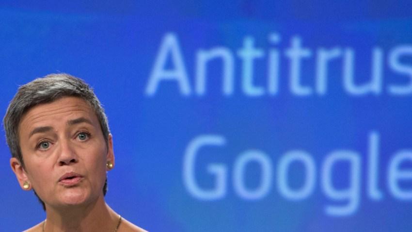 Belgium EU Google