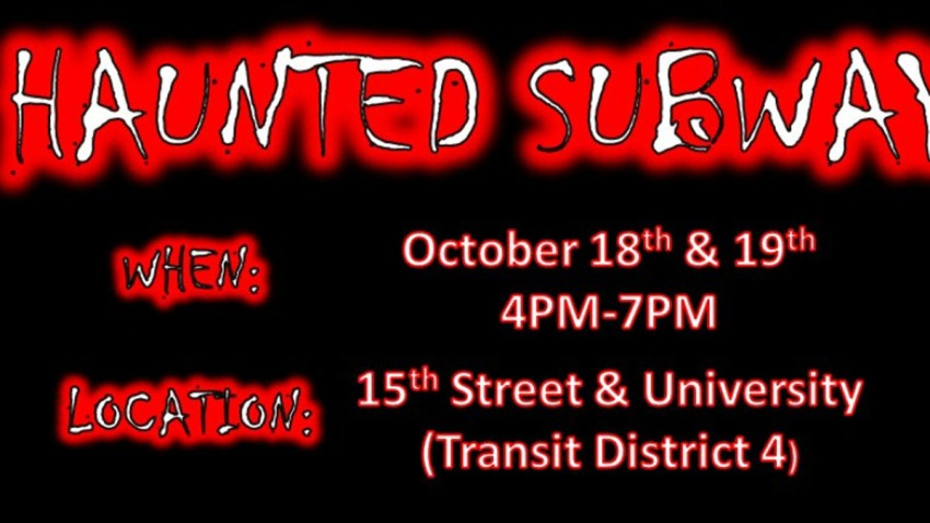 haunted subway