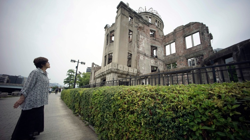 Japan A-Bomb The Dome