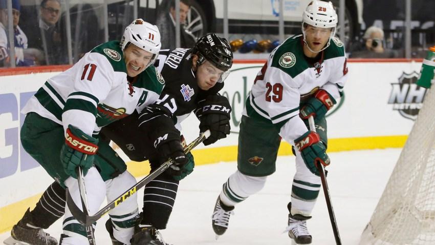 Wild Islanders Hockey