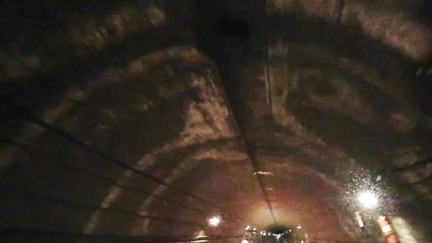 hudson river tunnel deteriorate