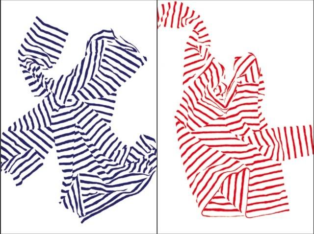 illustrator mary matson striped shirt project