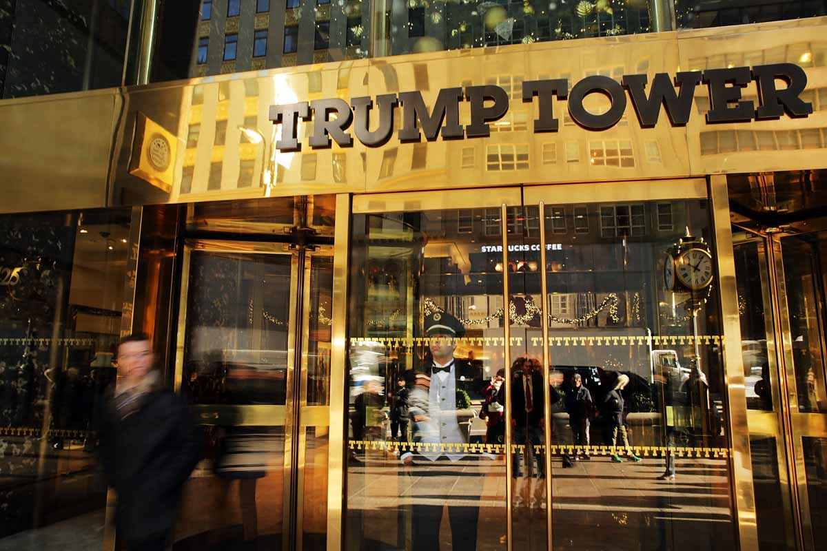 NYC to Start Trump Tower Black Lives Matter Mural on Thursday Morning