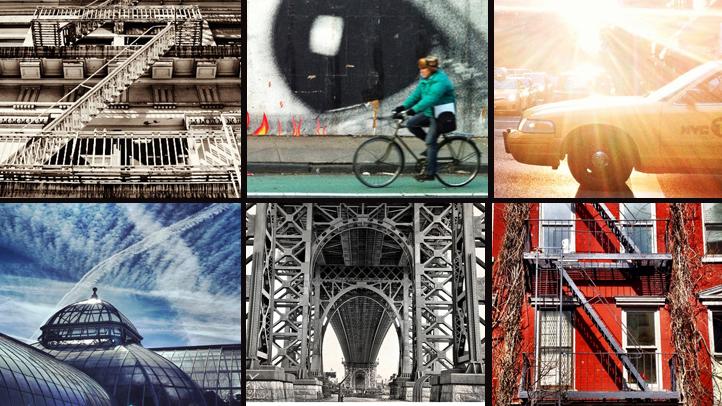 instagram photo composite