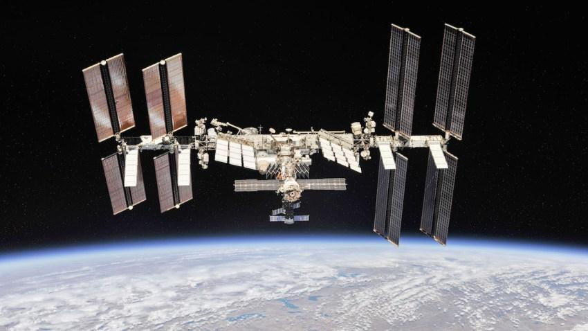 international space station space nasa