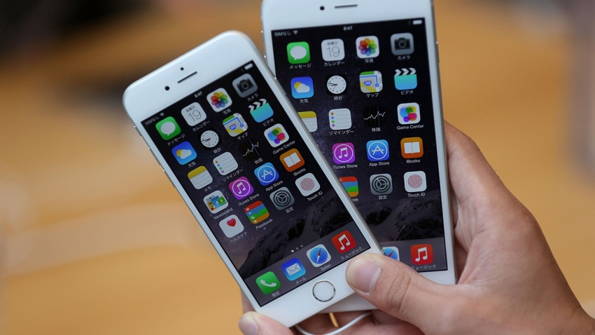 2014 - iPhone 6 and 6 Plus