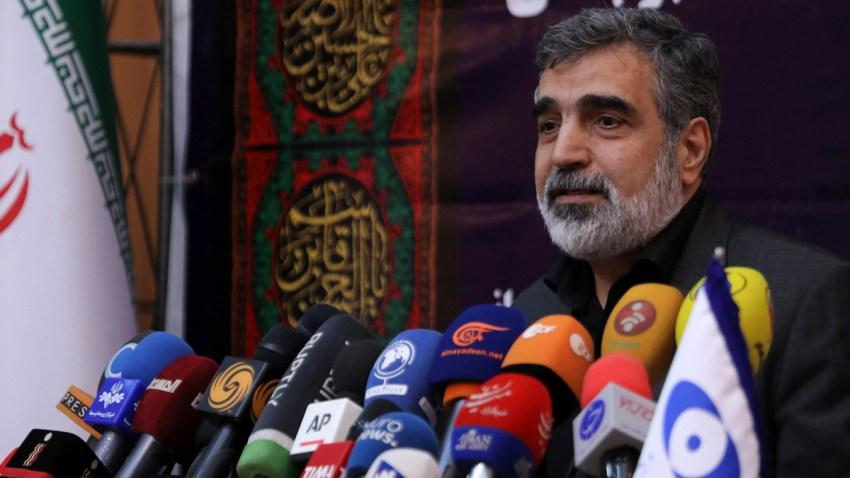 Iran Persian Gulf Tensions