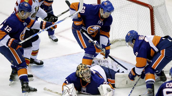 Nassau Coliseum Development Hockey