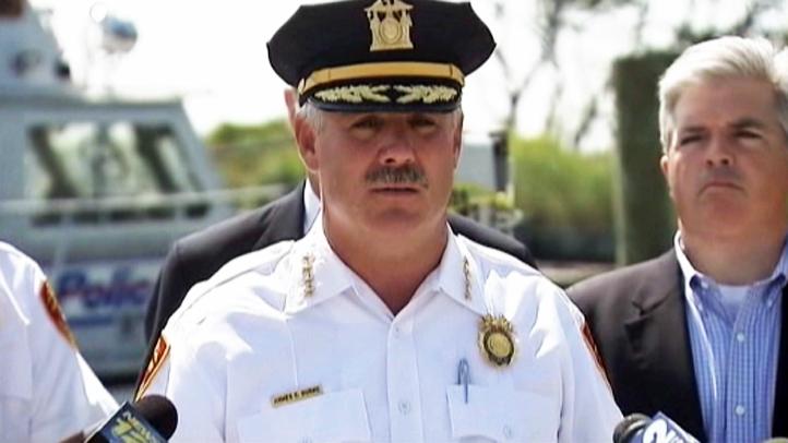 james burke police captain