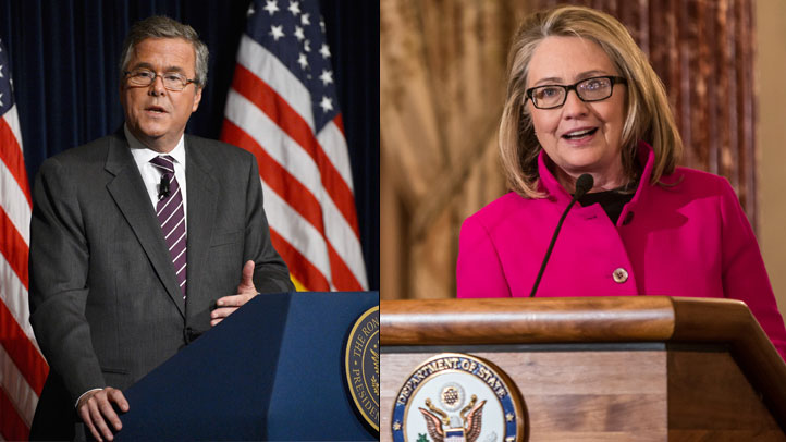 jeb-bush-hillary-clinton