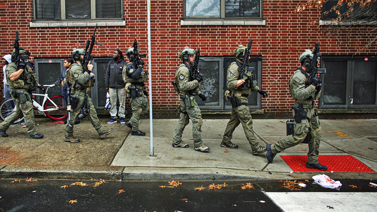 FBI Seeks White Van in Jersey City Attack Probe: Source