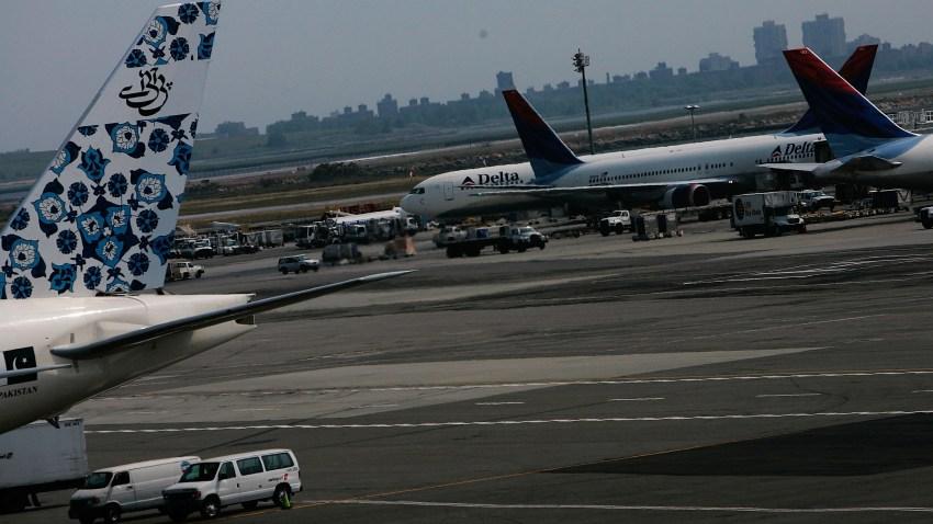 jfk airport runway generic