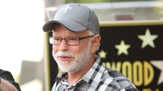 Jim Bakker attends the ceremony honoring Bebe and Cece Winans with a Star on The Hollywood Walk of Fame