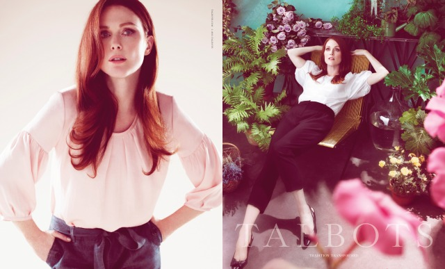 julianne moore talbots