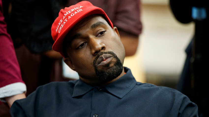 People Ohio Shooting Kanye West