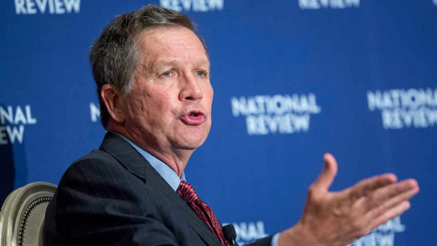 John Kasich, Republican governor of Ohio