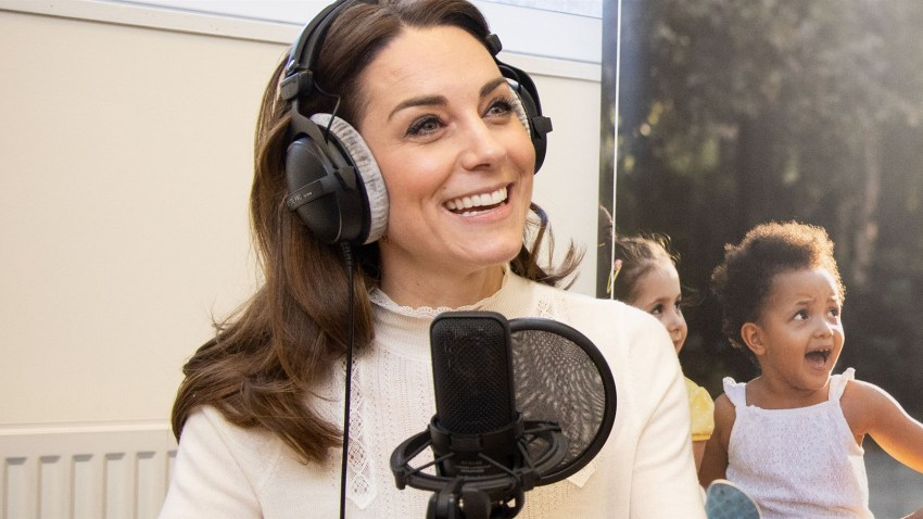 "During her interview on the 'Happy Mum, Happy Baby' podcast, Kate Middleton emphasized, ""No pregnancy is the same. No birth is the same."""