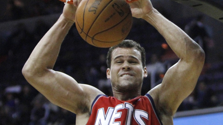 Nets Humphries Basketball