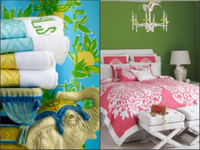 lilly pulitzer home on garnet hill